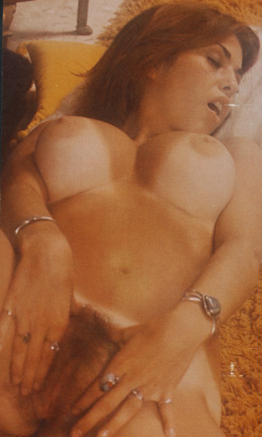 Vintage linda gordon nude